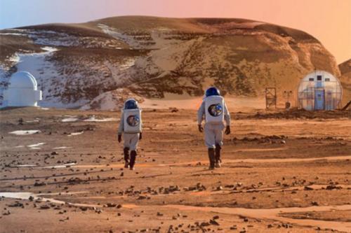 СМИ поведали, покаким законам будут жить колонизаторы Марса