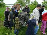 5 июня в Дубненско-Талдомском благочинии отметили Всемирный день охраны окружающей среды Молебен О сохранении творения Божия взрослые и дети засвидетельствовали очисткой реки Дубны от мусора, проявив заботливое отношение к природе