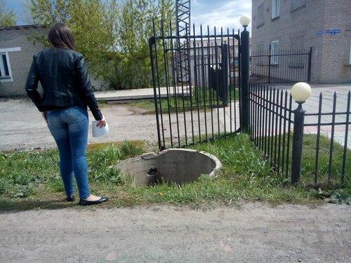 колодец на Путевой