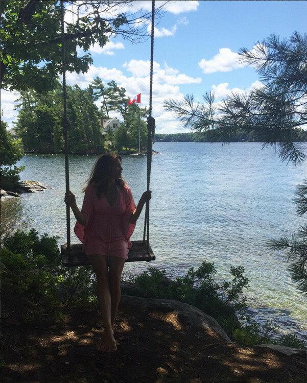Остров, где отдыхает Синди Кроуфорд