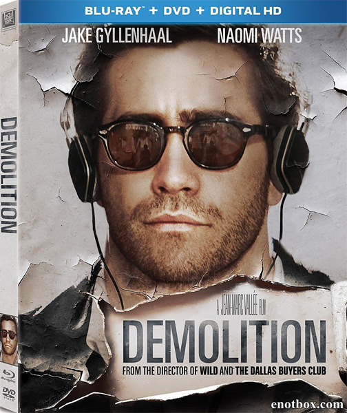 Разрушение / Demolition (2015/BDRip/HDRip)