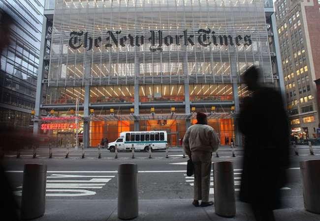 Фильм «Первая полоса: внутри The New York Times»