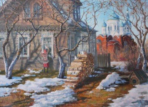 Весна-В.Жданов