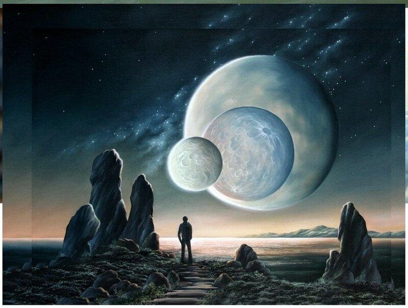 В мире Духовном , как в космосе... - .jpg