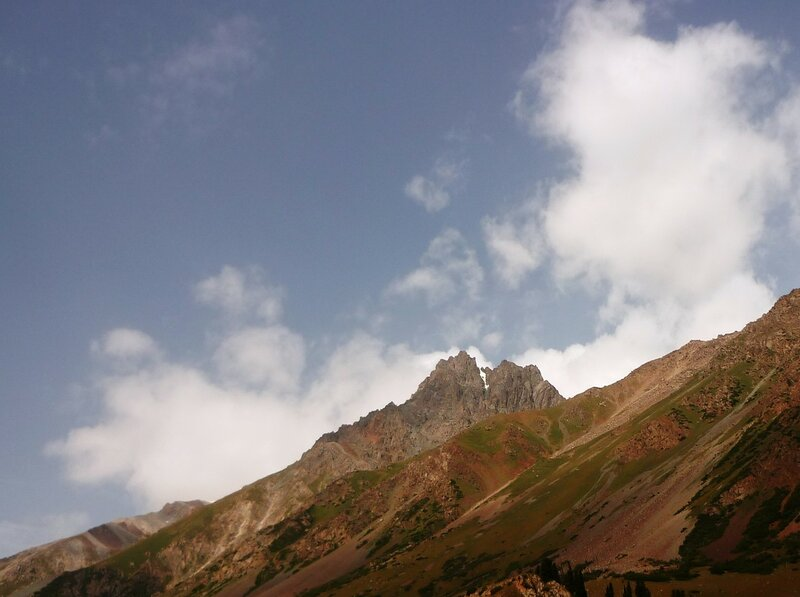 В горах Терскей Ала-Тоо (Тянь-Шань).. Кыргызстан, Барскаун - 02).jpg