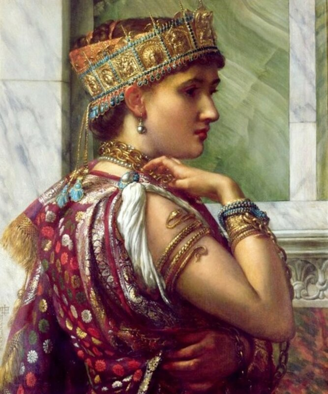 an introduction to the two ancient role models samiramis and zenobia Homework help hvtermpaperlkkntiamius essay on school desk role of youth in building corruption free society essay discuss the theme of outsiders in to kill a.