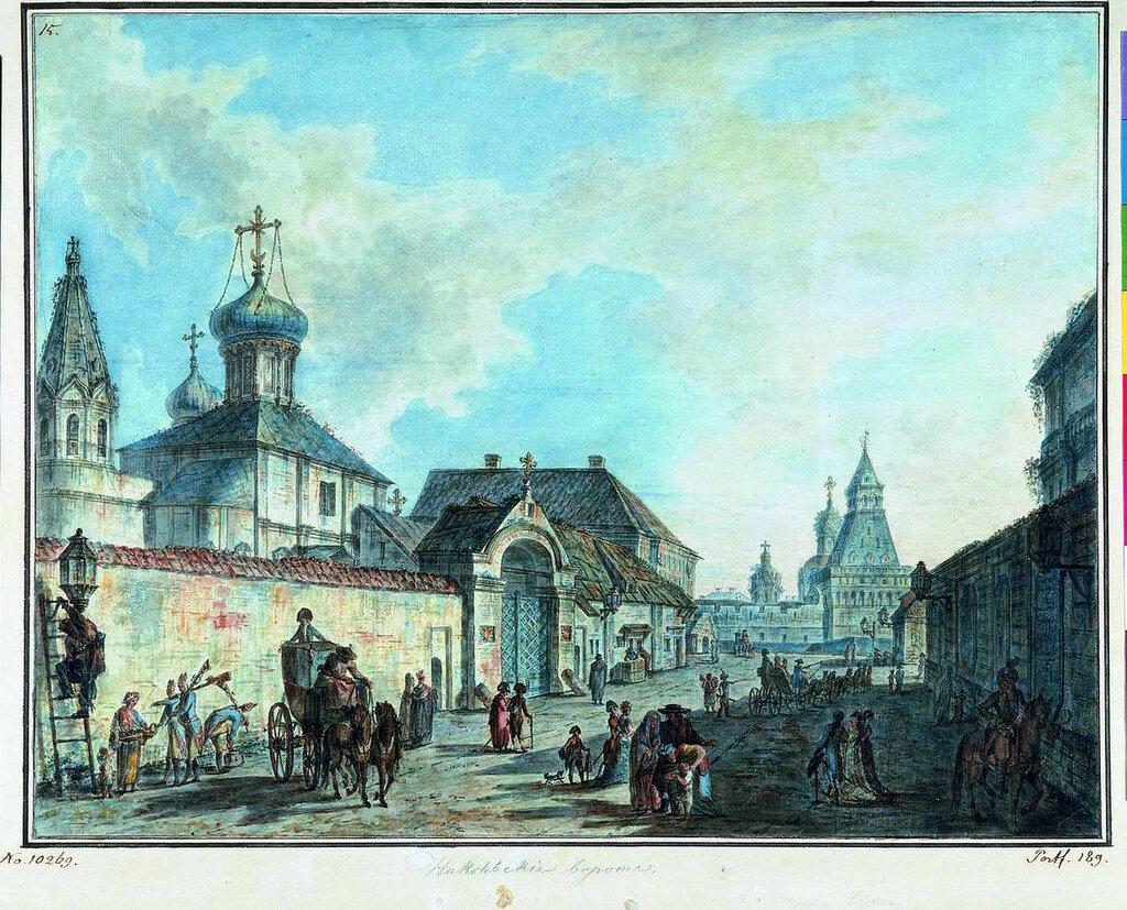 452391 Вид на Владимирскую башню Китай-города.jpg
