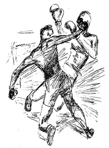 Александр Дейнека, «Боксёры», 1930 © Александр Дейнека