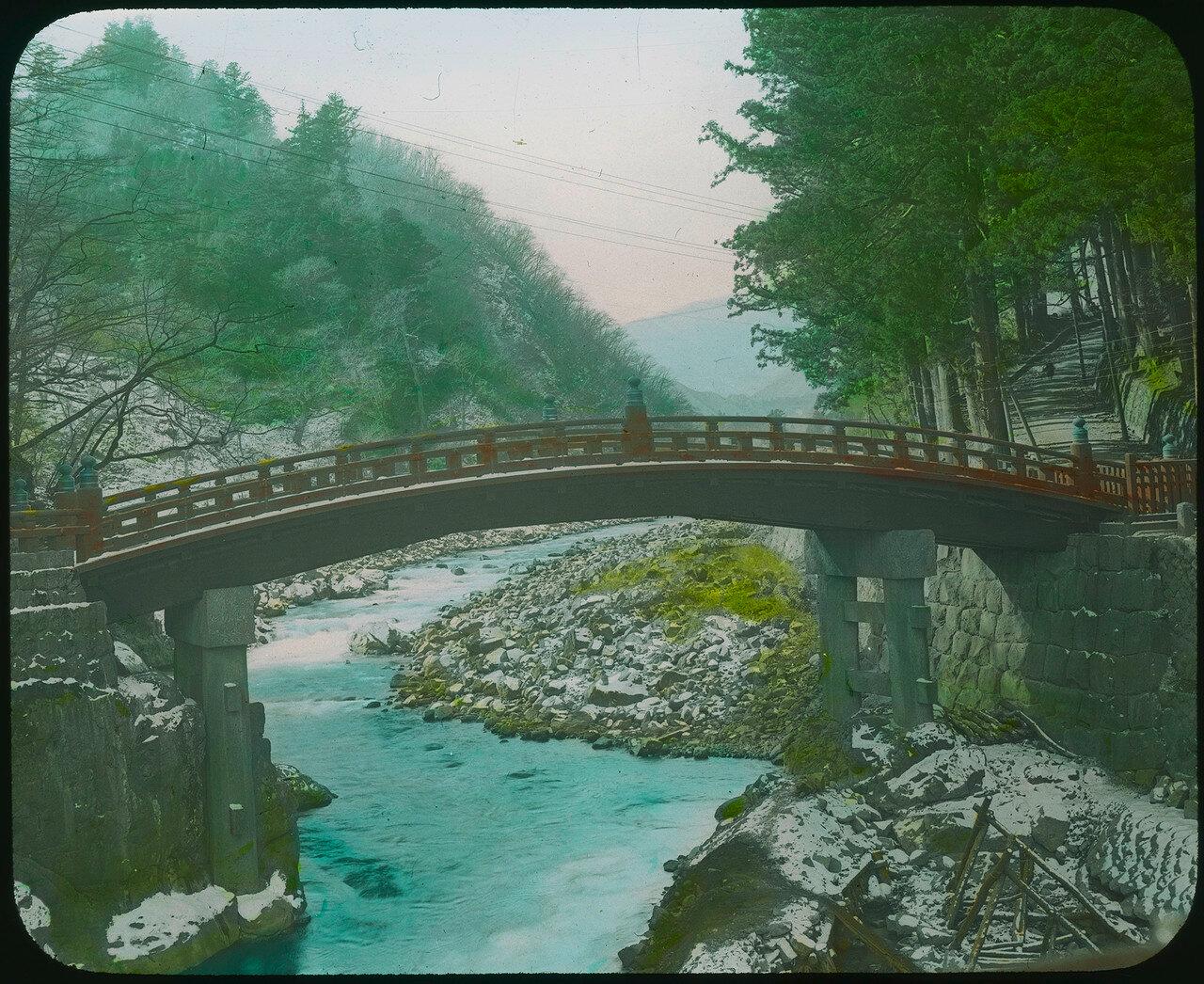 Никко. Мост