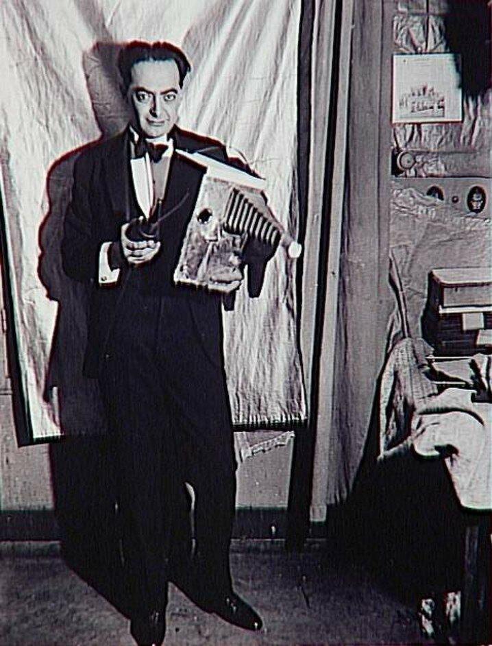 1931. Автопортрет