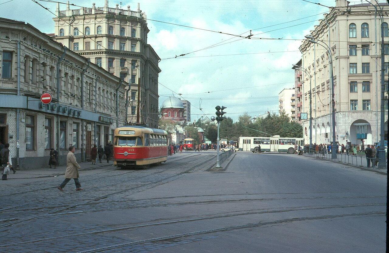Дубининская улица