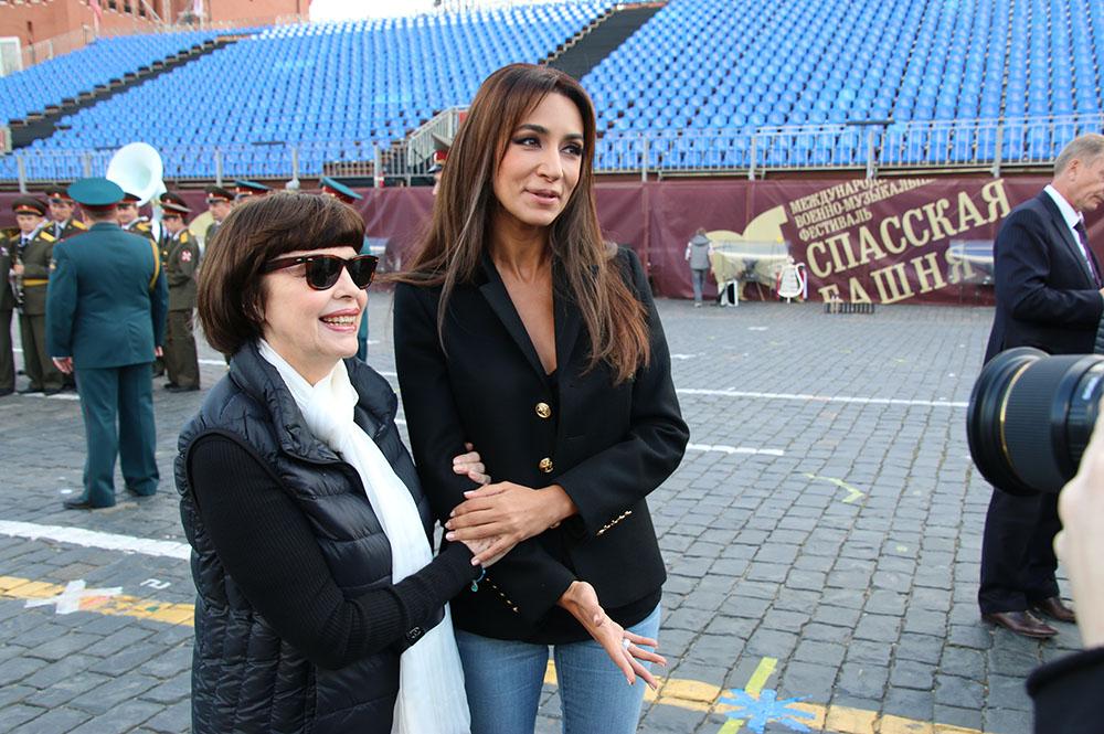 Мирей Матье в Москве