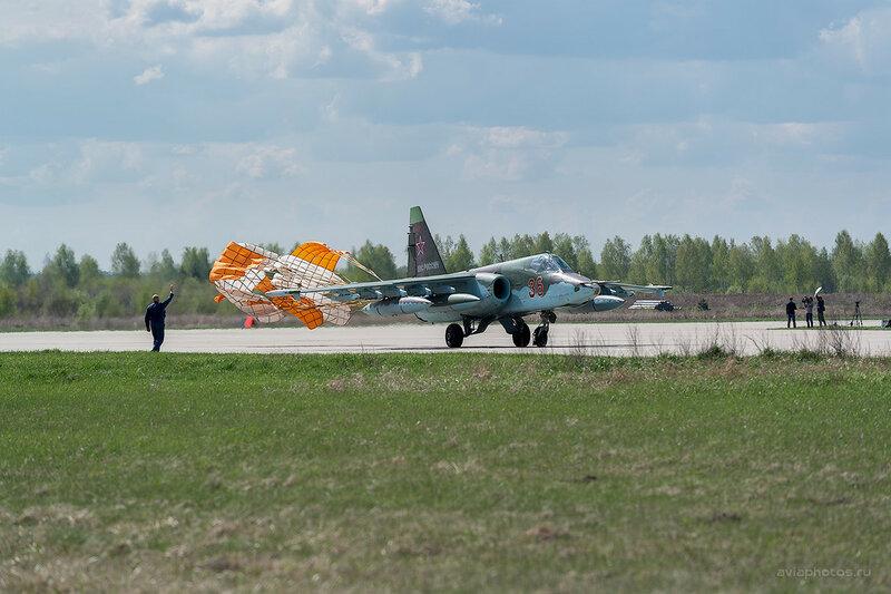 Сухой Су-25БМ (RF-95157 / 36 красный) ВКС России D803189