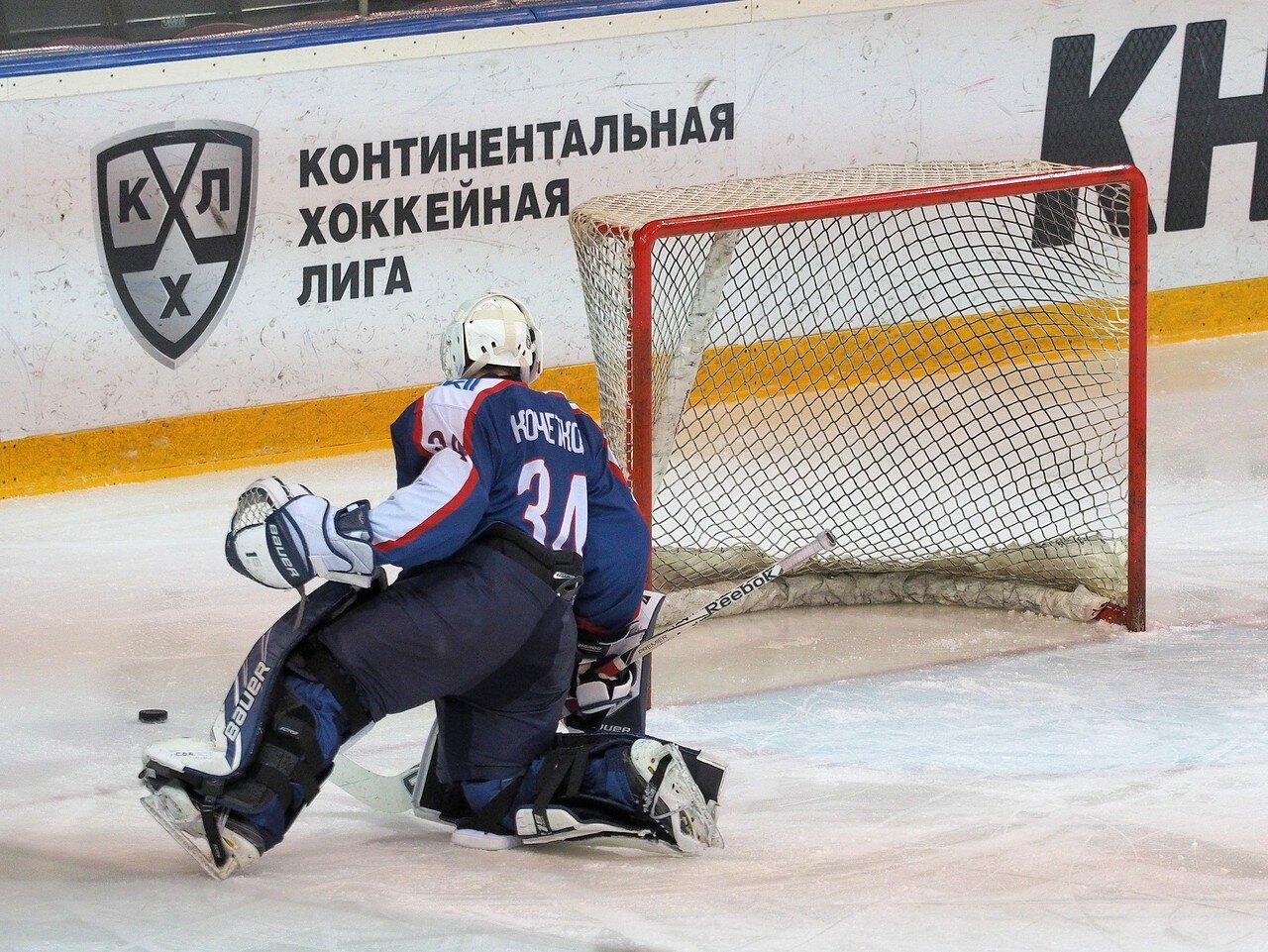 61Стальные Лисы - Омские Ястребы 13.12.2016