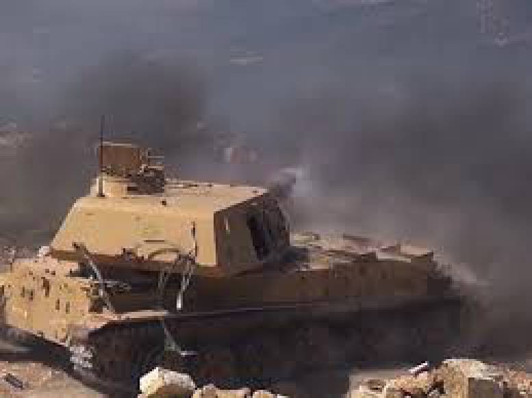 Армия Асада и военные РФ применяют зажигательные боеприпасы в Сирии, - Human Rights Watch