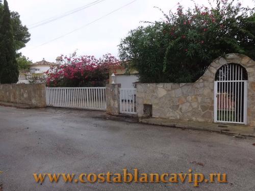Вилла в Denia, вилла в Дении, дом в Дении, недвижимость в Аликанте, недвижимость в Дении, недвижимость в Испании, CostablancaVIP, дом, дом от банка, недвижимость от банка