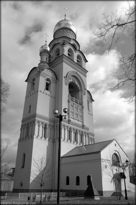 Историко-архитектурный ансамбль Рогожская слобода в Москве