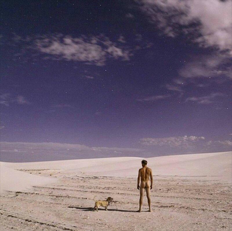 Фото обнаженных пользователей Instagram на фоне природы (#NakedInNature)