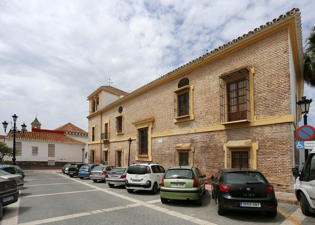 Велес-Малага. Дворец Бениеля (Palacio de Beniel)