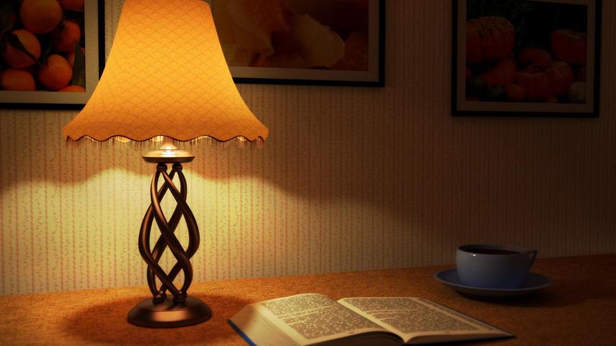 3. Чтение в плохо освещённом помещении приводит к ухудшению зрения. Об этом твердят все мамы своим д