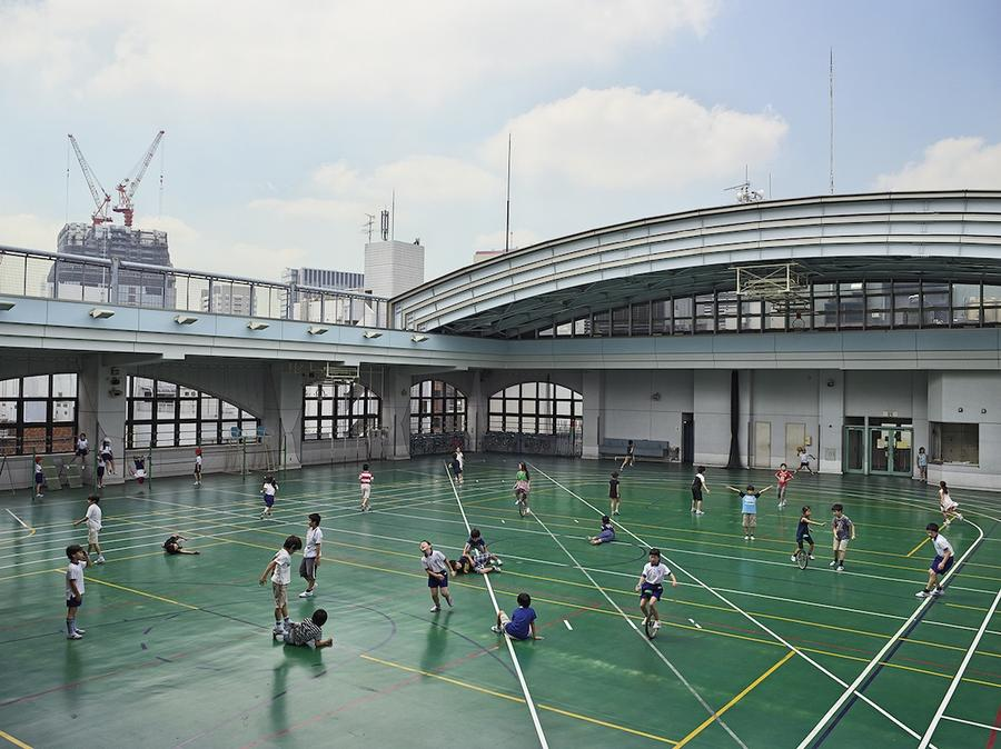 5.Начальная школа Шохей, Токио