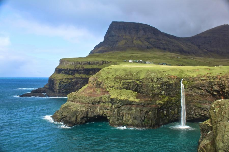 10. Гасадалур, Фарерские острова