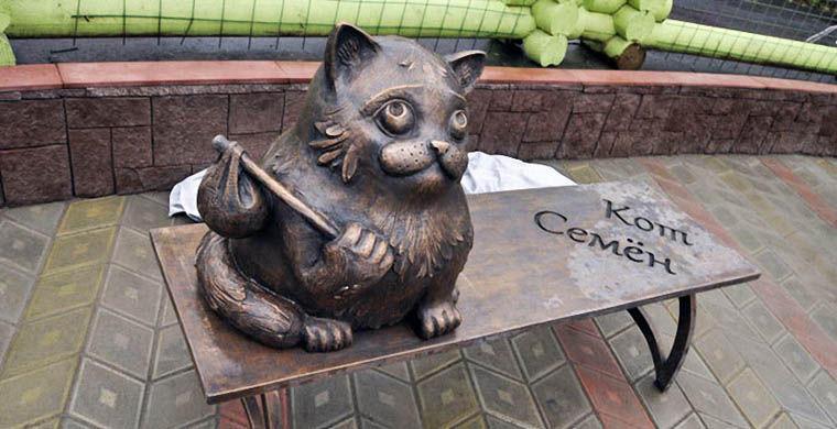 4. Сиамский кот Семен Расстояние: более 2000 км Сколько отсутствовал: шесть лет В 1987 году семья му