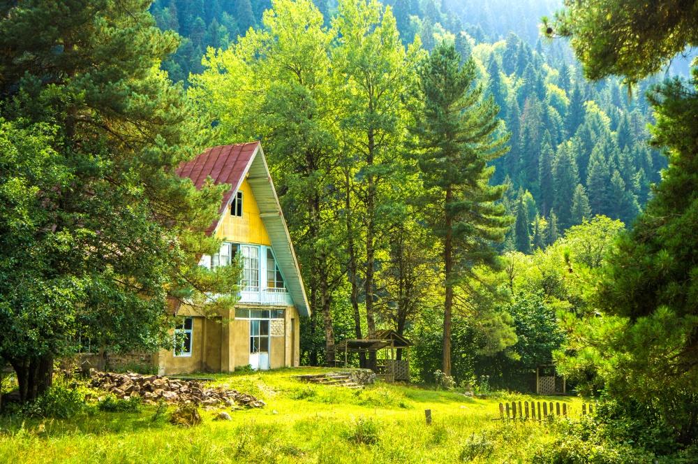 Заилийский Алатау, Казахстан