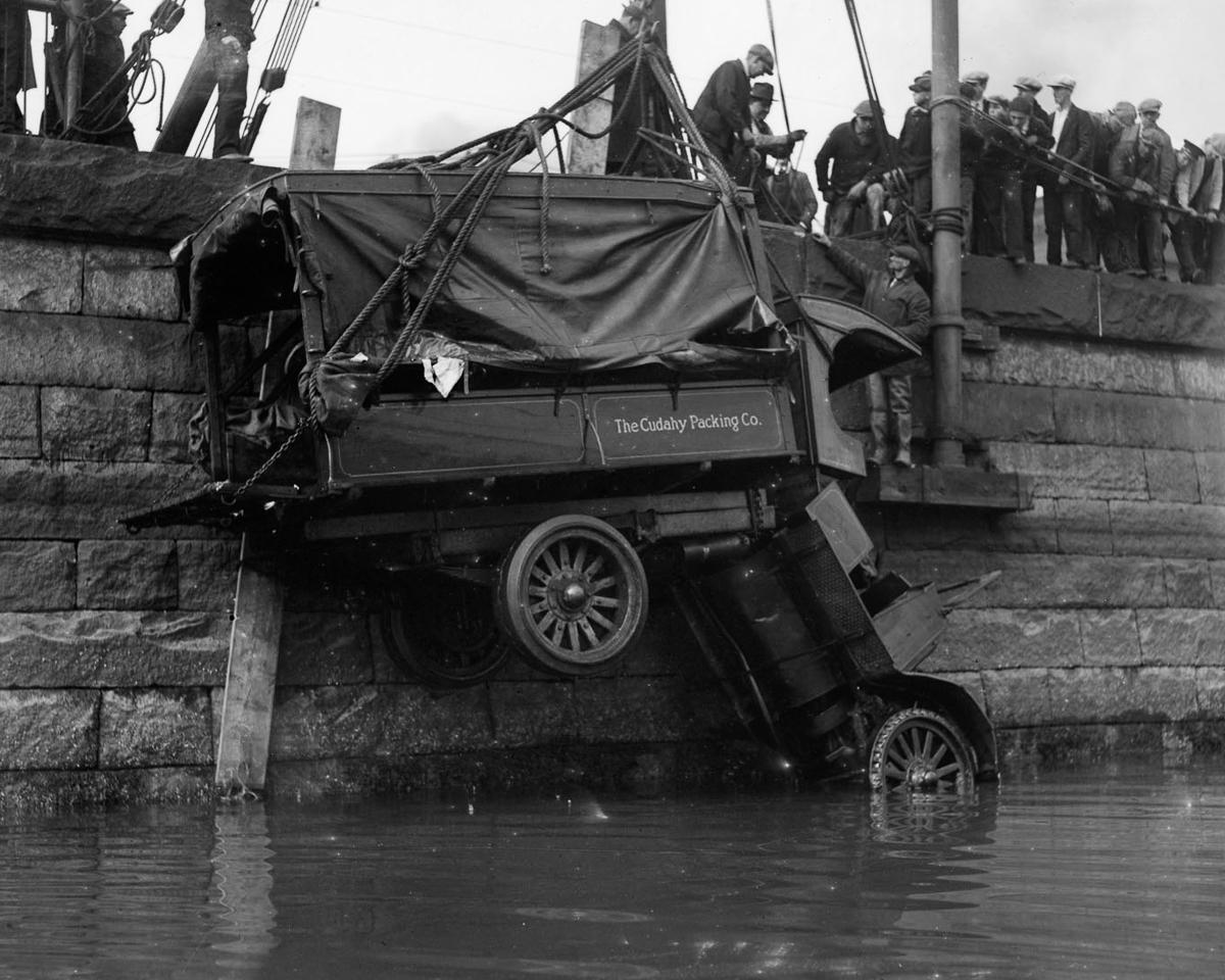 Трагичные и нелепые автомобильные аварии Бостона в 1930-х годах