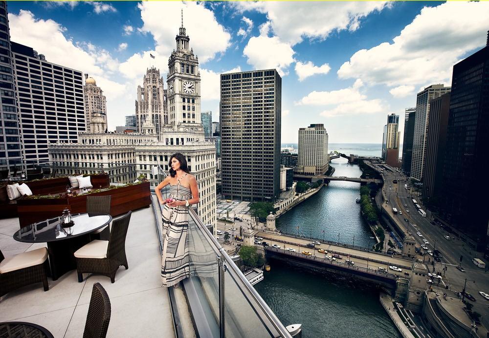 23. Чикаго — крепость американского Среднего Запада, родина блюза и «рассадник» джазовой музыки.