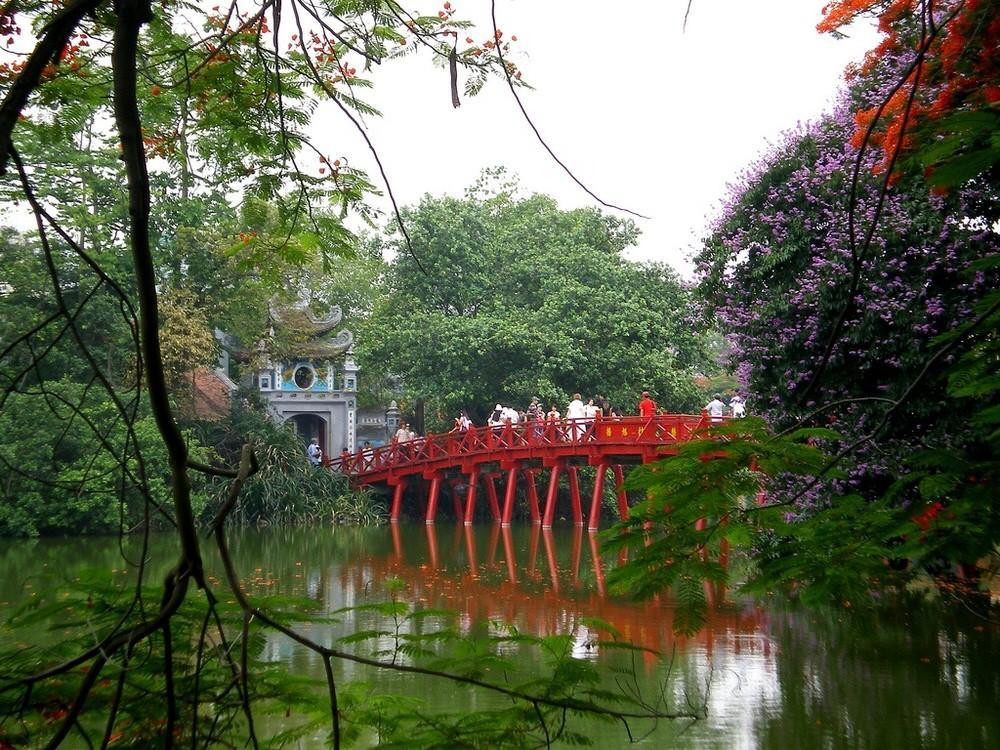 53. Вьетнамский музей женщин посвящен роли женщины в истории Вьетнама — его стоит посетить. Если вы