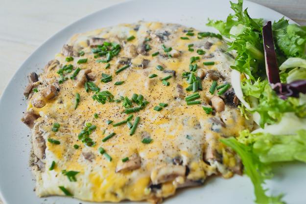 20 лучших блюд из яиц (7 фото)