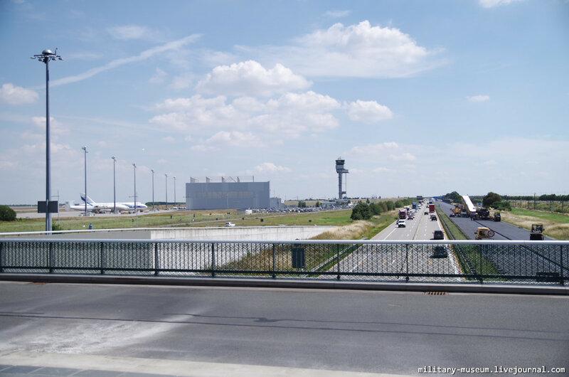 Аэропорт Лейпцига