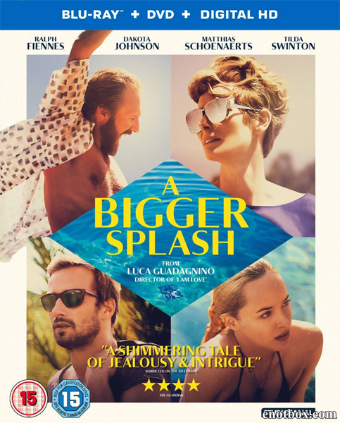 Большой всплеск / A Bigger Splash (2015/BDRip/HDRip)