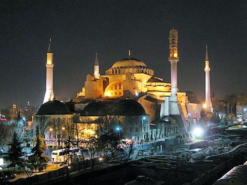 Собор Hagia Sophia (Турция)