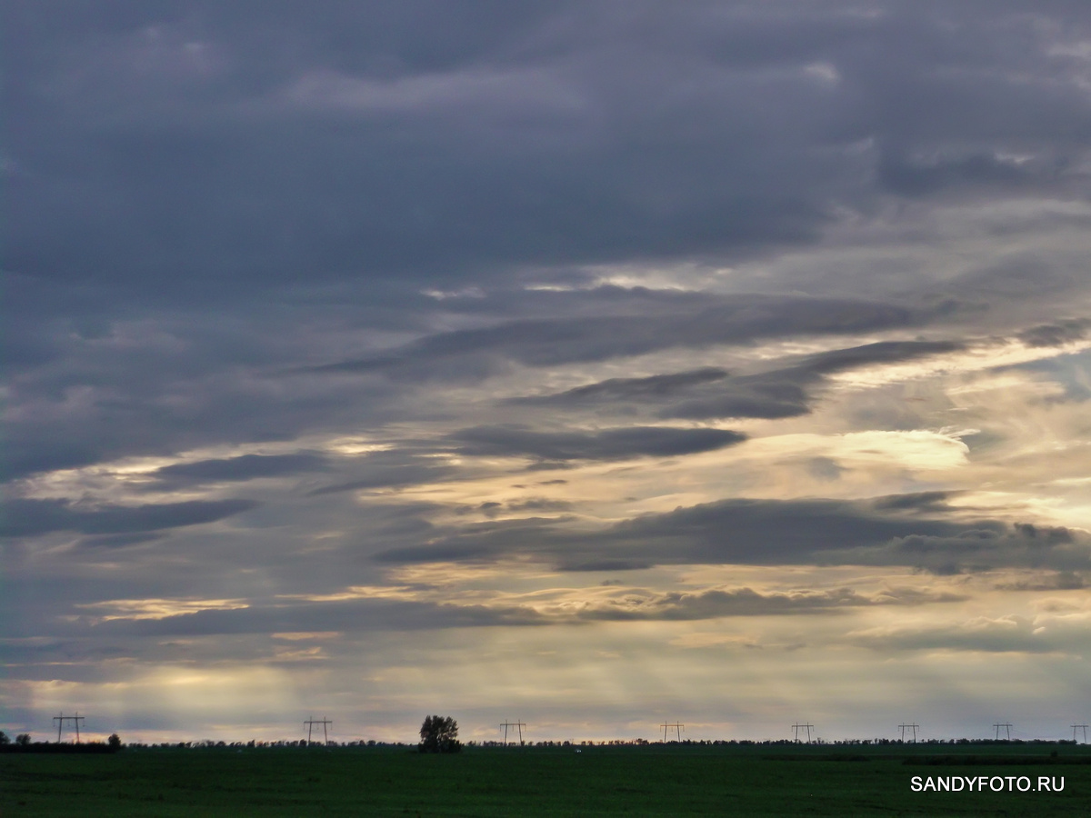 Небо над Троицком. Часть четвёртая [20  фото]