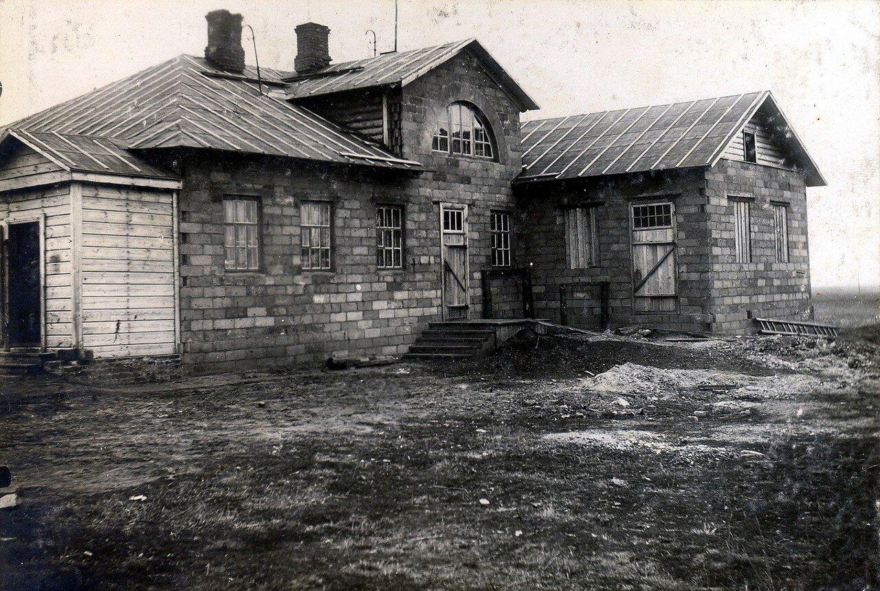 1928. Баня Побединской колонии