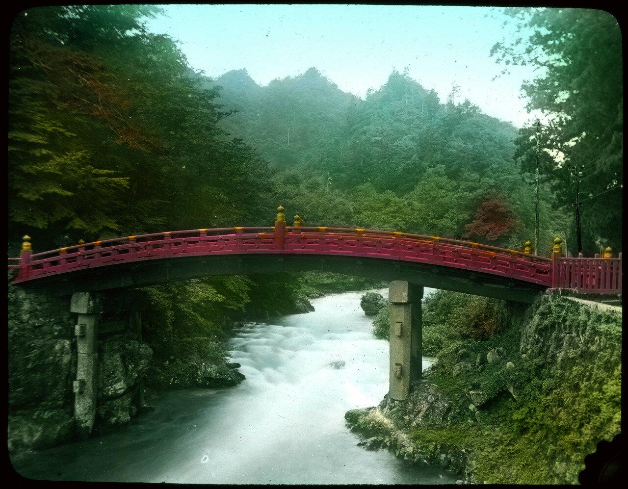 Киото. Священный мост