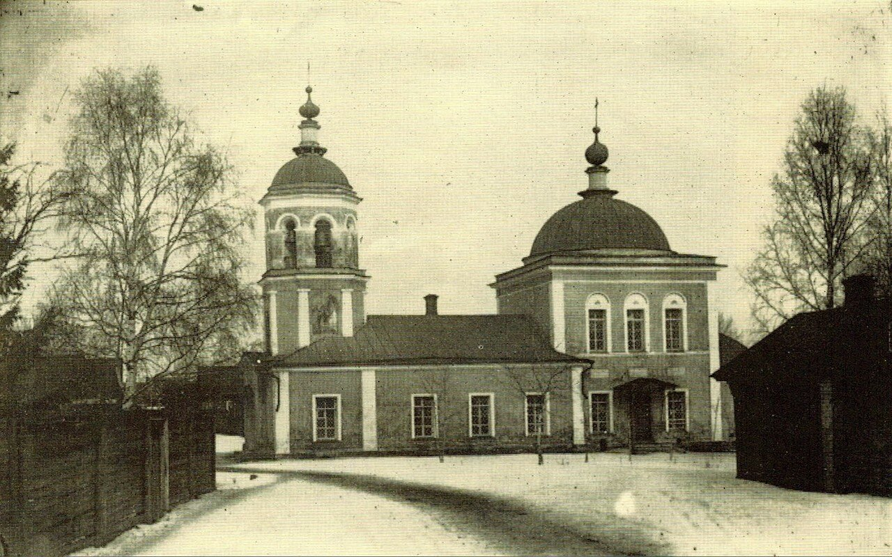 Храм Рождества Св. Иоанна Предтечи