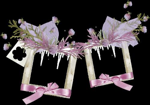 роза и лед