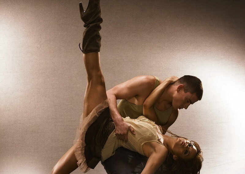 Бальные танцы девушки голые фото