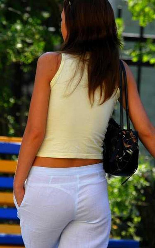 Девушки в прозрачных штанишках фото 531-865