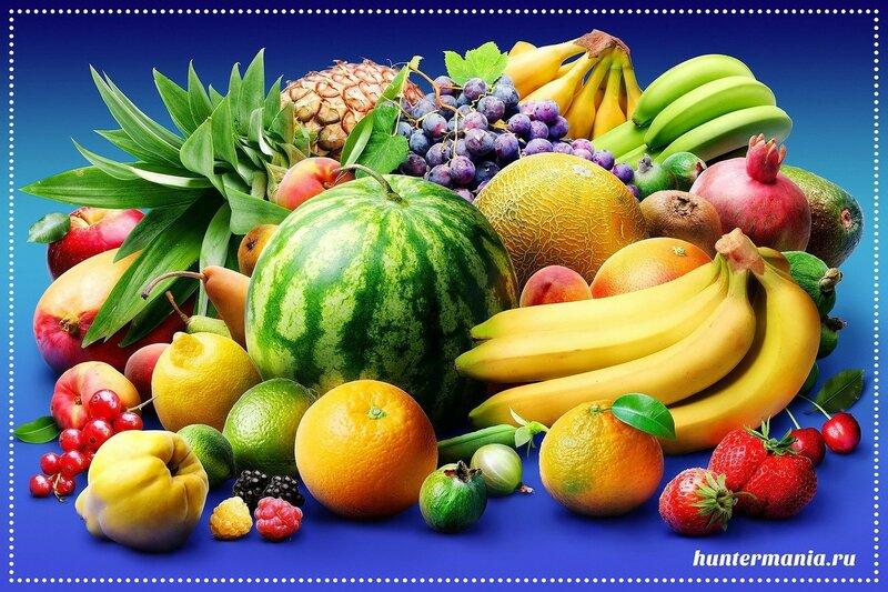 Моем фрукты и ягоды правильно