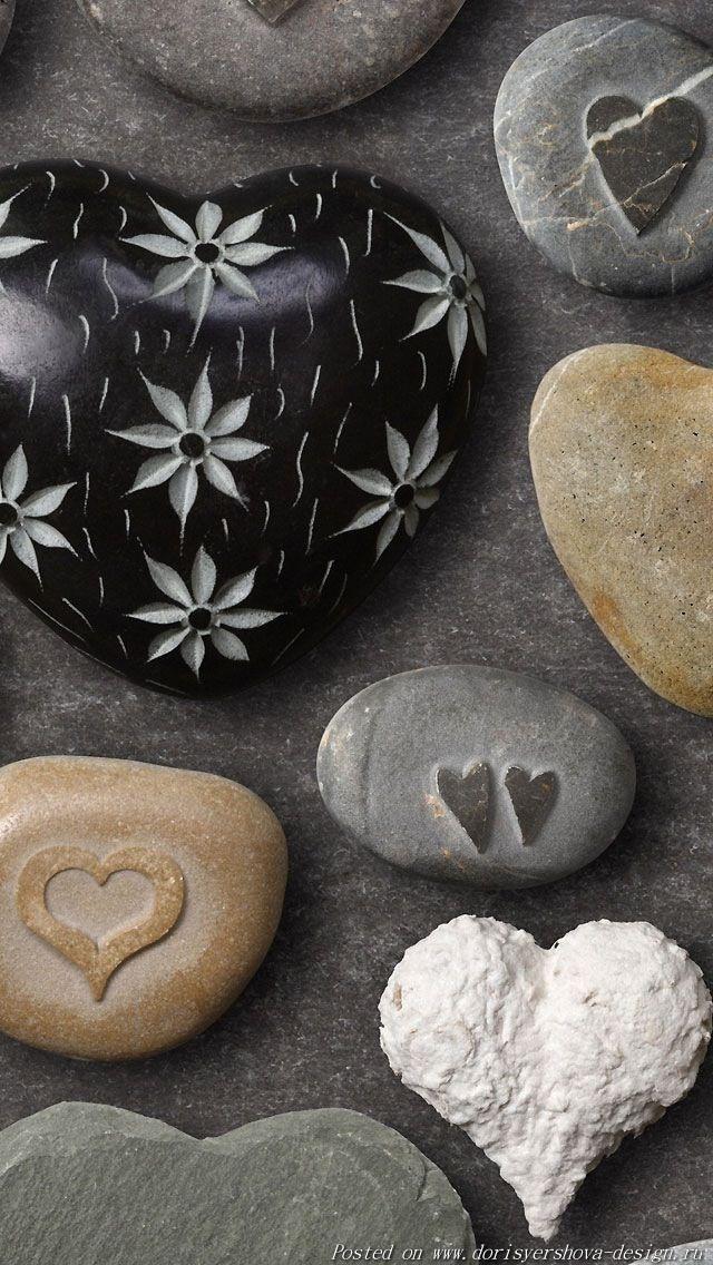 морская галька, камни, декор гальки, резьба по камню,декорирование природных камней