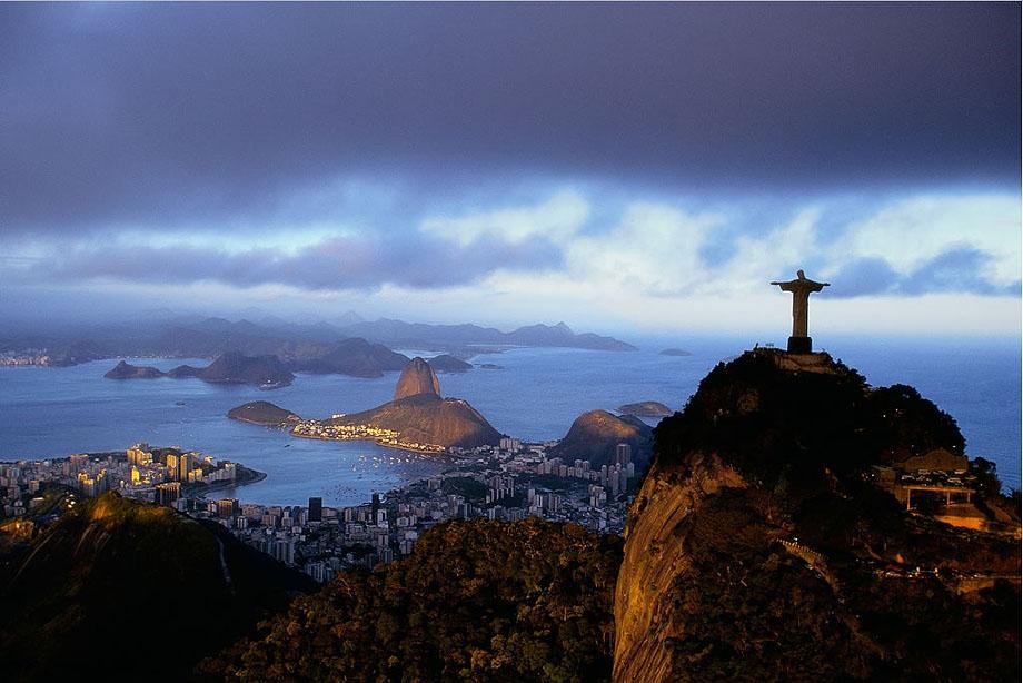 35. Рио-де-Жанейро.