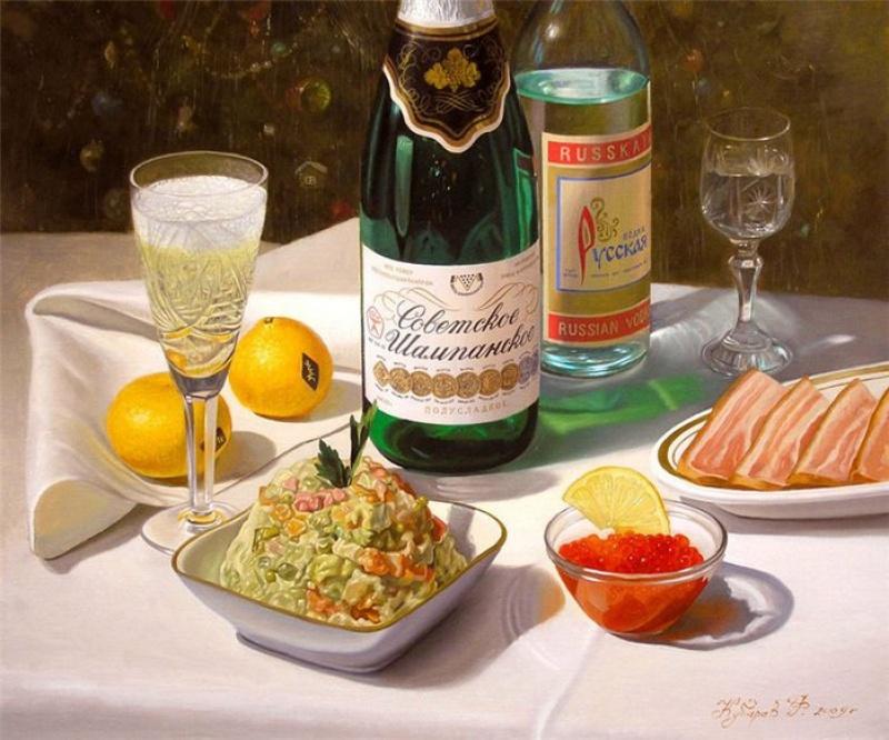 Филипп Кубарев, «Новый год»