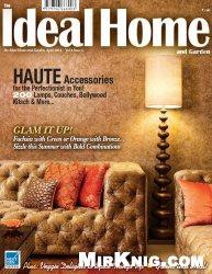 Журнал The Ideal Home and Garden Magazine April 2014