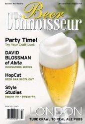 Журнал Beer Connoisseur - Summer 2014