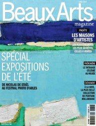 Журнал Beaux Arts - Juillet 2014