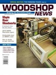 Журнал Woodshop News №9 2013
